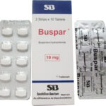 Buspar buspirone 10 mg